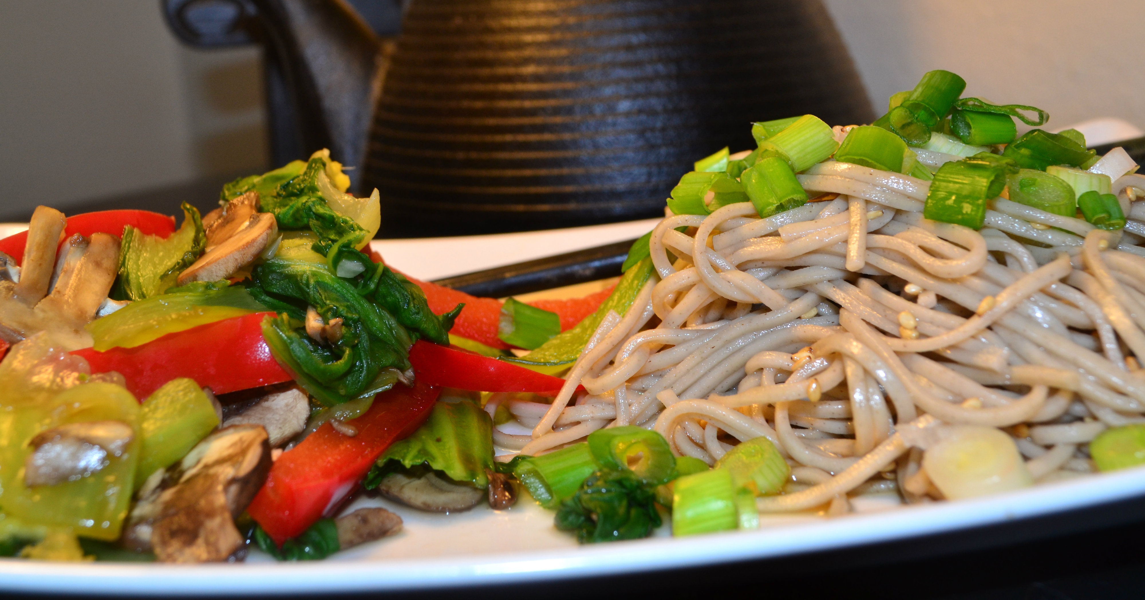 Whole Foods Gluten Free Soba Noodles
