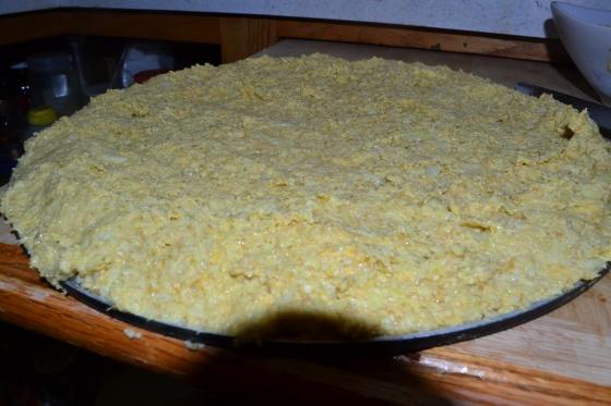 pre cooked dough
