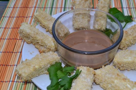 Crispy Tofu Dippers