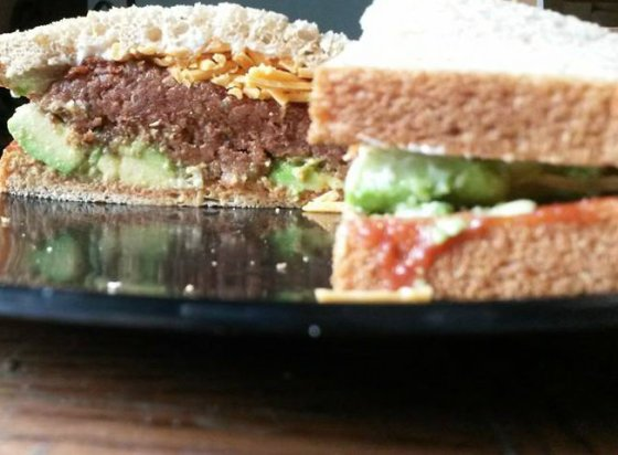 Quinoa and Kidney Bean Burgers