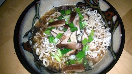 Homemade Ramen Soup